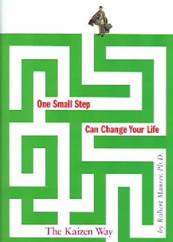 One Small Step Can Change Your Life: The Kaizen Way (Hardcover)