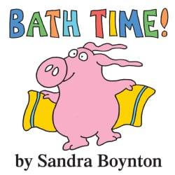 Bath Time! (Bath book)