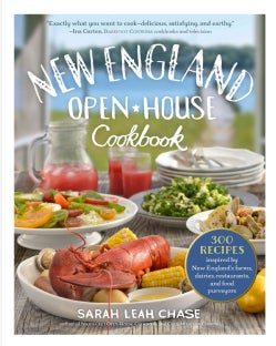 New England Open-House Cookbook (Paperback)