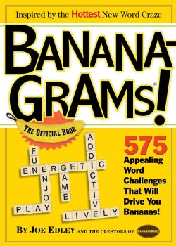 Bananagrams: The Official Book (Paperback)