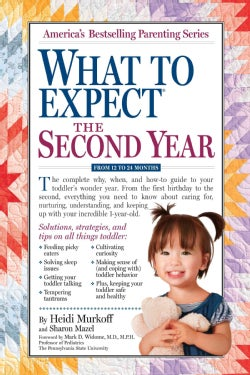 What to Expect the Second Year: From 12 to 24 Months (Hardcover)