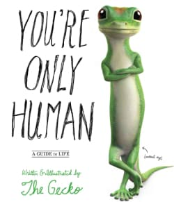 You're Only Human: A Guide to Life (Paperback)
