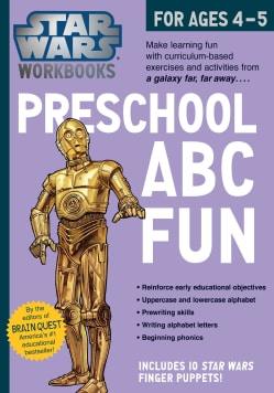 Star Wars Workbooks - Preschool ABC Fun!: For Ages 4-5 (Paperback)