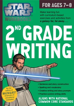 Star Wars 2nd Grade Writing, for Ages 7-8 (Paperback)