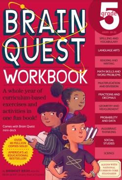 Brain Quest Grade 5 (Paperback)