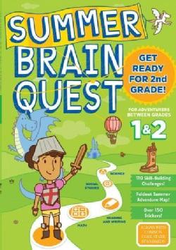 Summer Brain Quest Between Grades 1 & 2