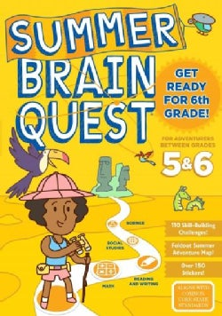 Summer Brain Quest Between Grades 5 & 6