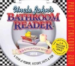 Uncle John's Bathroom Reader 2018 Calendar (Calendar)