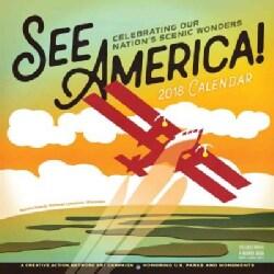 See America! 2018 Calendar (Calendar)