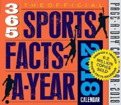 The Official 365 Sports Facts-a-Year 2018 Calendar (Calendar)