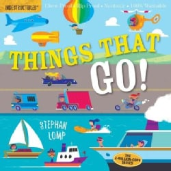 Things That Go! (Paperback)