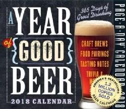 A Year of Good Beer 2018 Calendar (Calendar)