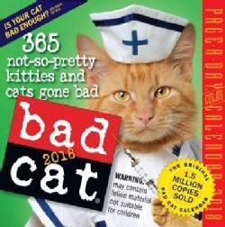 Bad Cat 2018 Calendar (Calendar)