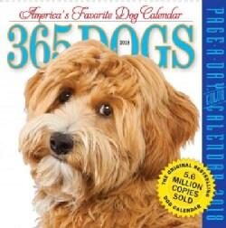 365 Dogs 2018 Calendar (Calendar)