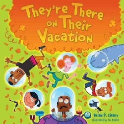 They're There on Their Vacation (Hardcover)