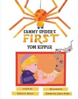 Sammy Spider's First Yom Kippur (Hardcover)