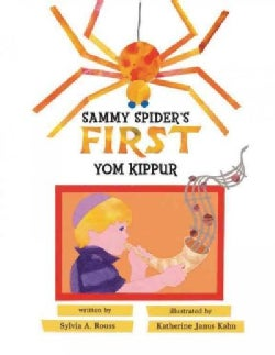 Sammy Spider's First Yom Kippur (Paperback)