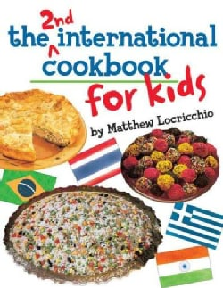 The 2nd International Cookbook for Kids (Hardcover)