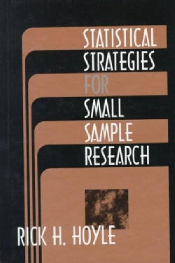 Statistical Strategies for Small Sample Research (Hardcover)