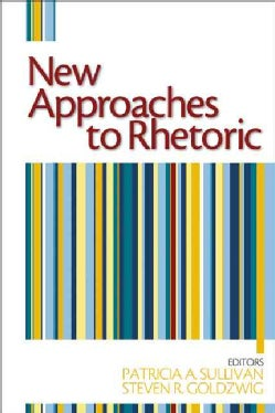 New Approaches to Rhetoric (Paperback)