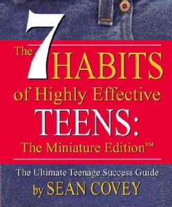 The 7 Habits of Highly Effective Teens (Hardcover)