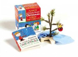 A Charlie Brown Christmas: A Book-and-Tree Kit (Paperback)