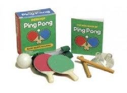 Desktop Ping Pong (Hardcover)