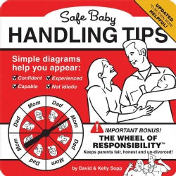 Safe Baby Handling Tips (Board book)