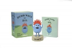 Dumb Ways to Die: Numpty Figurine and Songbook