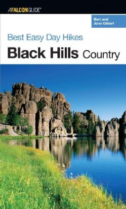 Falcon Guide Best Easy Day Hikes Black Hills Country (Paperback)