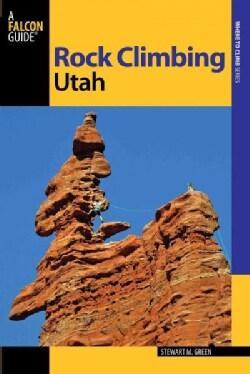 Falcon Guide Rock Climbing Utah (Paperback)