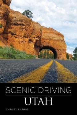 Scenic Driving Utah (Paperback)