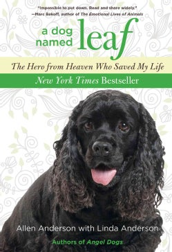 A Dog Named Leaf: The Hero from Heaven Who Saved My Life (Paperback)