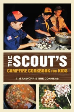 The Scout's Campfire Cookbook for Kids (Paperback)