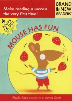 Mouse Has Fun (Paperback)