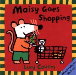 Maisy Goes Shopping (Paperback)
