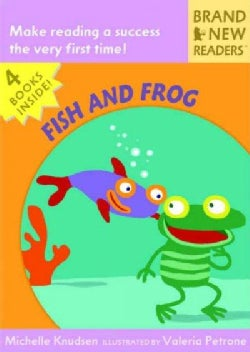 Fish And Frog (Paperback)