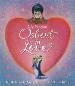 My Penguin Osbert in Love (Hardcover)