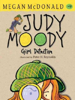 Judy Moody, Girl Detective (Hardcover)