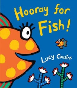 Hooray for Fish! (Board book)