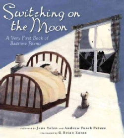 Switching on the Moon: A Very First Book of Bedtime Poems (Hardcover)
