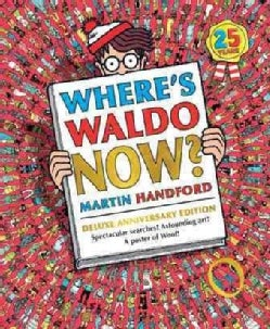 Where's Waldo Now? (Hardcover)