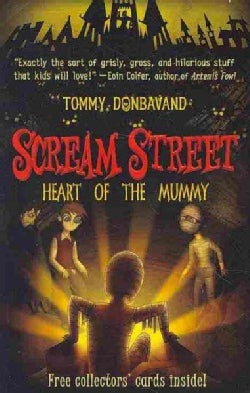 Heart of the Mummy (Paperback)