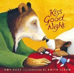 Kiss Good Night (Board book)
