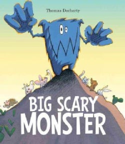 Big Scary Monster (Hardcover)