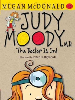 Judy Moody, M.d.: The Doctor Is In! (Paperback)