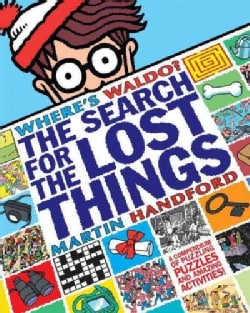 Where's Waldo?: A Compendium of Puzzling Puzzles (Paperback)