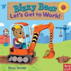 Let's Get to Work! (Board book)