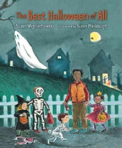 The Best Halloween of All (Paperback)