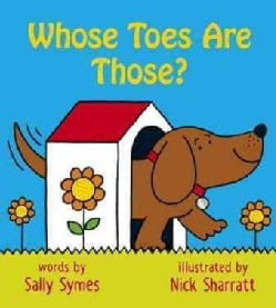 Whose Toes Are Those? (Board book)